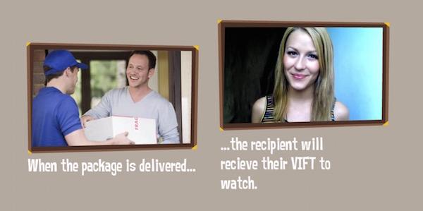 Vift mesaje video