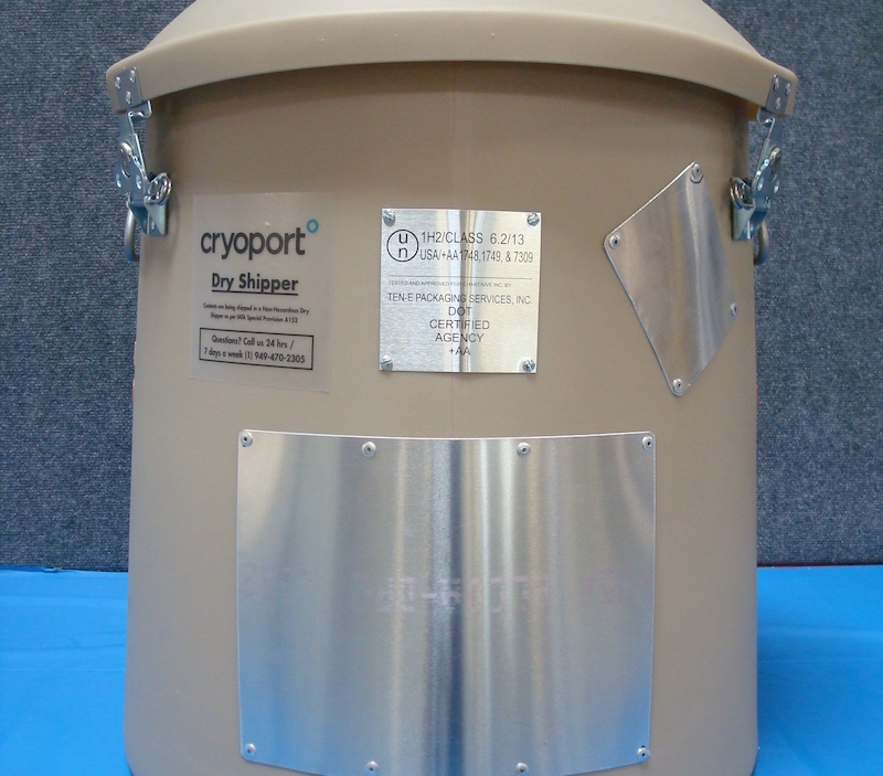 Cryogenics UPS